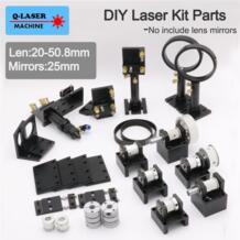 Co2 лазерный комплект механические Запчасти 20 50,8 мм для DIY CO2 лазерной гравировки и резки-in Запчасти для деревообрабатывающих станков from Орудия on Aliexpress.com | Alibaba Group qdlaser 32807229917