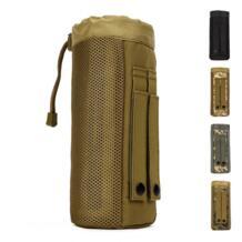 Новый 1000D прочный нейлоновый мужской рюкзак с одной лямкой для путешествий военный Молл Хип бум Мужской винтажный поясной пакет небольшой чайник сумки D5Column 32711067831