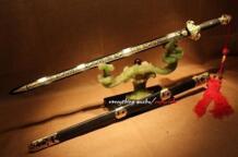 Аутентичные длинные Quan мечи для занятий ушу мечи тай-чи мечи No name 32604283463
