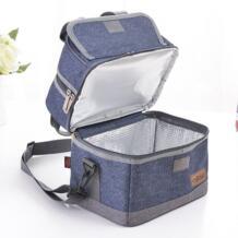 Разнообразие стилей холодильник сумки для обедов изолированные Твердые Горячие ланч бокс еда Пикник сумка сумочка-холодильник для мужчин дамы Wisecol 32844844196