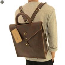 Молодежная мода новый 2019 кожа для мужчин сумка повседневное Мужской студент рюкзак рюкзаки путешествия сумки школьные рюкзаки для женщи St 32224942389
