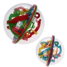 3D шар лабиринт головоломка дети Сферический лабиринт интеллект шар баланс игра и головоломка игрушка подарок игровой мяч VKTECH 32618647510