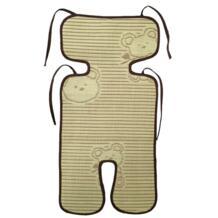 Для новорожденных дышащие Матрасик в коляску летом прохладно Детские ротанга для коляски детские Складная Подушка колодка J2 No name 32820536172