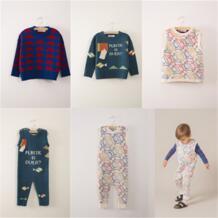 Otariinae/пластиковый свитер с принтом для мальчиков и девочек BOBOZONE 32831347351