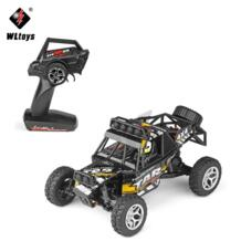 WLtoys 1:18 RC автомобиль электрический 4WD Desert внедорожник 2,4 г рок Rover-Road высокое Скорость 40 км/ч большой стопы гоночный автомобиль игрушки для детей подарок MAGIC TRACK 32827330468