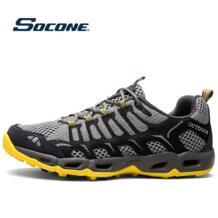 Дышащая Спортивная обувь для мужчин и женщин, уличные кроссовки, мягкие беговые кроссовки для мужчин, прогулки, кемпинг, бег походы водные кроссовки SOCONE 32795839749