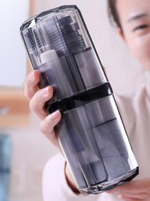 ванная комната Tumblers моющая зубная щетка держатель PP портативные чашки для полоскания бизнес для путешествий дозаторы жидкого мыла houmaid 33027863636