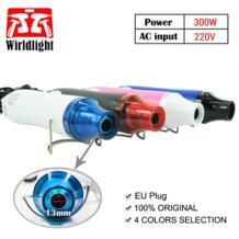 220 В 300 Вт термофен электрическая Тепловая пушка профессиональная пластиковая Сварка нагревательный пистолет Wirldlight 32857863230