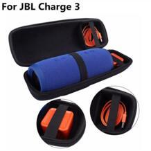 Портативный колонки хранения сумка чехол для JBL Charge 3/плюс Charge3 Bluetooth Динамик EVA Защитный чехол крышка протектор No name 32857648499
