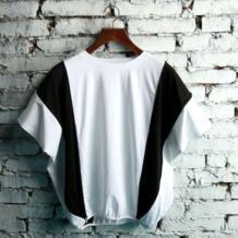Linkin Park Palace цвет свободный большой размер круглый вырез летучая мышь рубашка прилив мужчин и женщин любителей рукав молния с коротким рукавом Футболка DADAKOREA 32356572904