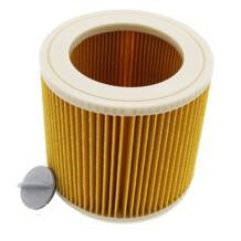 Высочайшее качество замена воздуха пыль фильтры, мешки для Karcher Wet & Dry Пылесосы части HEPA фильтр-картридж WD2.250 WD3.200 No name 32856596019