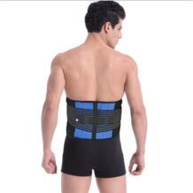 Эластичный пояс для похудения поддержка поясной ремень для женщин для мужчин осанка, спина поддержка пояс Brace талии корсет большой размер размеры XXXXL XXXXXL KSY 32728745323