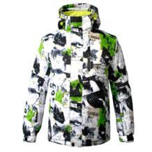 Зимние лыжные куртки для мужчин открытый термальность непромокаемые сноуборд Восхождение Снег Лыжный спорт одежда 4 цвета WILD SNOW 32832995831