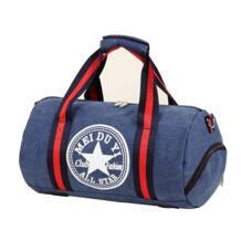 Прочный многофункциональный сумки Для мужчин холст спортивная сумка Training Gym Bag Для женщин Фитнес Сумки Открытый спортивные сумки для мужчин и женщин No name 32795508502