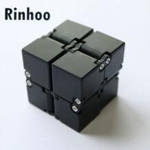 Новая тенденция Творческий бесконечное Cube Бесконечность Cube Magic Непоседа куб офис флип кубическая головоломка против стресса успокаивающий игрушки для детей с синдромом аутизма СДВГ rinhoo 32816136825