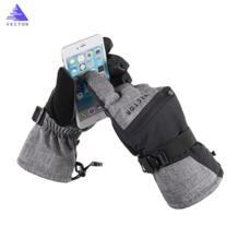 Лыжные перчатки с сенсорным экраном, мужские и женские зимние перчатки для активного отдыха, спортивная теплая водонепроницаемая ветроустойчивый сноуборд для велоспорта VECTOR 32848476874
