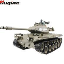 Henglong Р/У танки M41A3 Walker Bulldog боевой танк колесницы 2,4 г 1/16 броневик BB/Smok/звук электронные автомобиль Hobby игрушки No name 32656590165