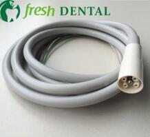 Зубные съемный кабель трубы для ультразвуковой скейлер ручка хвосты LED оптическое волокно провода ручка EMS Распространенных стоматологических материалы tw138 skylundent 32599935220