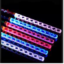 50 шт./лот светодиодный палке цветов Изменение 26 см светодиодный вспышки света игрушки палке концертные реквизит световой палку игрушки вечерние украшения No name 32418879600