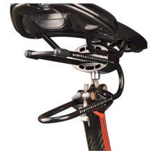 Дорожный велосипед амортизатор Регулируемый пружина сиденья сталь езда седло велосипеда подвеска носимые универсальные аксессуары устройство No name 33028868123