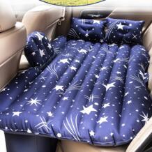 Автомобильная надувная кровать матрац для взрослых Автомобильная подушка заднего сиденья кровать дорожная кровать воздушная подушка автомобильная кровать No name 32810399324
