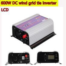 600 Вт ветряных турбин связи инвертор со сбросом нагрузочного резистора жк-цифровой MPPT с волны 10.5 - 30 В / 22 - 60 В постоянного тока ветряных турбин PowMr 32526969197