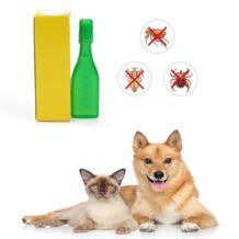 Pet инсектицид безопасный блохи, вши насекомых для домашних спрей для собаки кошки Щенок Котенок лечения Блошиный Управление поставки No name 32946748715