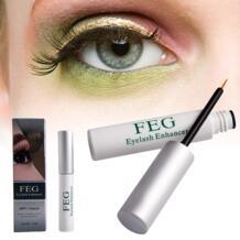 Укрепляющее средство для ресниц FEG рост сыворотка лечение натуральная косметика фитотерапии тушь для ресниц удлинение FEG reforzador de la pestana HUAMIANLI 32838354799