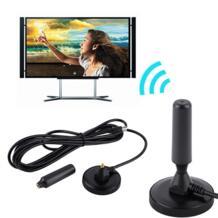 Новый цифровой dvb-t/fm Телевизионные антенны Freeview антенна indoor усиления 30dbi для ТВ HD ТВ с UHF/VHF Dual телевизионные антенны приемника choifoo 32825346809
