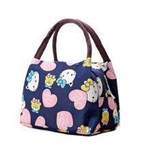 Сумка для ланча с рисунком Хелло Китти для девочек, переносная изолированная сумка-холодильник, термопакеты для пикника, сумки для ланча для женщин и детей xieeepo 32830760399