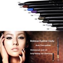 Новое поступление 9 Цвет Красота матовая Макияж Водонепроницаемый гель Подводка для глаз Карандаш Pen Liner Eye Косметика G92 zt47m3 HUAMIANLI 32803085440