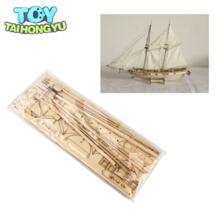 TAIHONGYU Hobby 1/100 HALCON 1840 парусник деревянный набор для моделирования деревянный корабль игрушки собрать дисплей No name 32891410982