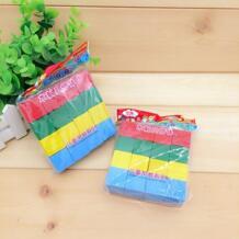 Твердая древесина Куба деревянный блок Ранние развивающие игрушки сборка блока детские игрушки подарок для детей No name 32864443647