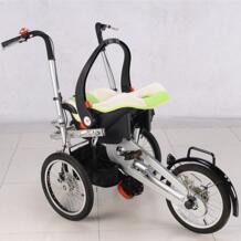 Новое поступление Детские коляски 2017 трехколесный велосипед для младенцев мальчик Обувь для девочек 3 Колёса тележки для От 0 до 6 лет младенцев Поддержка 100 кг в велосипед No name 32785902167