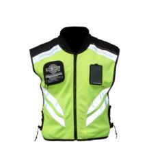 Мотоциклетный жилет безопасности отражающий жилет Hi-Vis мотоциклетная одежда для верховой езды велосипедная куртка безопасная гоночная форма велосипедная одежда No name 32788773848
