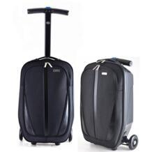 BeaSumore бренд микро скутер скейтборд тележка для багажа на колесах мужчины чемодан сундук Женская дорожная сумка Горячая высокое качество студентов-in Дорожные сумки from Багаж и сумки on Aliexpress.com   Alibaba Group Y-ROAD TRAVEL 32690134605