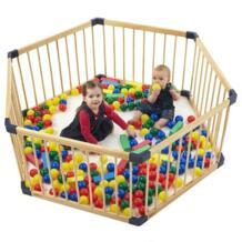 Твердой древесины ВОРОТА ребенка манеж экспорта без запаха здоровья ребенка забор детская игра забор 7 шт. + 1 ворота ребенок забор, ограждение 8 шт. No name 32820064284