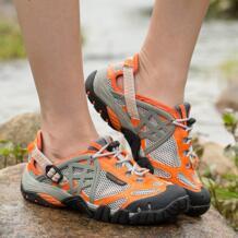 2017 дышащие легкие мужская летняя обувь спорт на открытом воздухе прогулки мужчины водную обувь zapatos hombre сандалии aqua обувь No name 32812800685