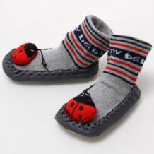 Обещаем много интересного детская обувь много Детские носки для новорожденных зимние теплые Детские носки нескользящие животного Обувь с рисунком из мультфильмов тапочки сапоги Демисезонный No name 32500074529