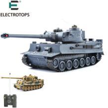 40 мГц Р/У танки 1/20 RTR Германия Тигр 103 Дистанционное управление борьба боевой танк с музыкальным и мигает для детей подарок 99807 No name 32645938066