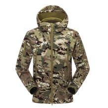 TAD Шестерни Tactical softshell камуфляж на открытом воздухе куртка Для Мужчин Армия Спорт Водонепроницаемый Охота Туризм Отдых одежда Военная Униформа куртка No name 32348481463