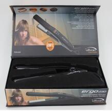 Профессиональный Альтрона ergo Керамика эргономичный цифровой волос lisseur titanium пластин Ergonomischer Haargl titan-платтен No name 32392265846