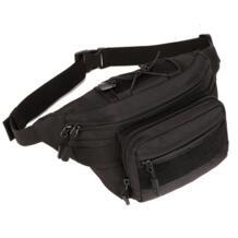 Военная штурмовая прочная нейлоновая Мужская нагрудная Сумка Водонепроницаемые сумки через плечо для верховой езды на бедрах поясная сумка-карман сумки BAOERSEN 32632292025