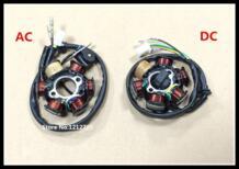 Новые DC AC статор 6-катушки 6 Полюс 5-провод Gy6 125cc 150cc DC ATV Мопед скутер DC обмотки статора зарядки катушки No name 32857910571