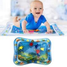Летние творческие детские тренировочные воды подушки Pat Pad нетоксичные надувные похлопал Pad детские надувные водяное сиденье игрушки для детей OL 32989654110