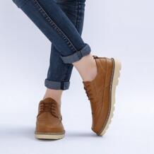 Осень-Весна Водонепроницаемые Твердые Туфли Мужские Мода Обувь Мужская Дышащие Плоские Ботинки Повседневная Обувь No name 32744537236