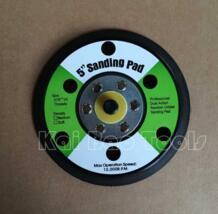 5 дюймов 6 отверстий абразивные шлифовальные Резервное диск подставка с крюком и петлей или винил 5/16x24 нить резервного копирования pad No name 32454446197