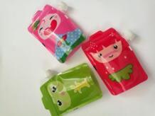 Многоразовые zip-lock мешок многоразового встать многоразовый мешок детское питание снэк-мешки для детей 20 штук No name 32263476942