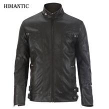 Кожаная куртка Для мужчин chaqueta jaqueta couro masculino бомбардировщиков Кожаные куртки пальто Мото-куртки jaqueta de couro masculina No name 32367627196