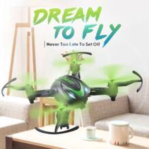 Инфракрасный Управление мини Drone H48 RC дроны вертолет 4ch Дрон Рождественский подарок Радиоуправляемые игрушки для детей JJRC 32632669003